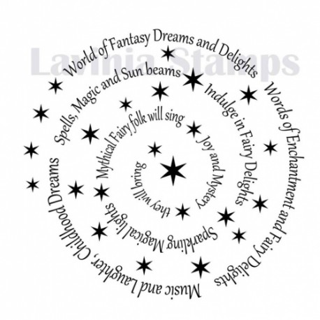 Lavinia Stamps SPIRAL OF SPELLS