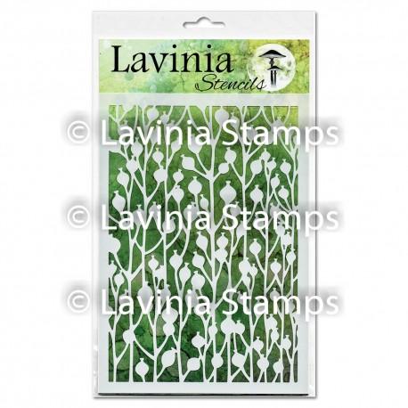 Lavinia Stencils - BERRY