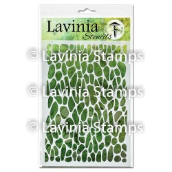 Lavinia Stencils - CRACKLE