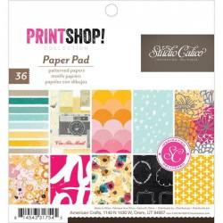 STUDIO CALICO PRINTSHOP PAPER PAD