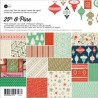 BASIC GREY 25TH AND PINE PAPER PAD