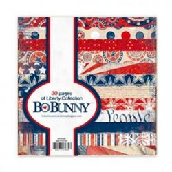 BO BUNNY OF LIBERTY PAPER PAD