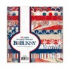 BO BUNNY OF LIBERTY PAPER PAD
