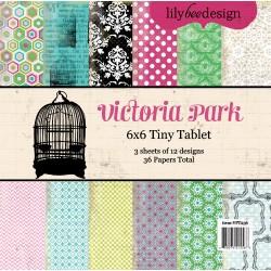 LILY BEE DESIGN VICTORIA PARK PAPER PAD