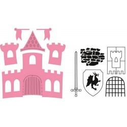 MARIANNE DESIGN COLLECTABLES ELINES CASTLE