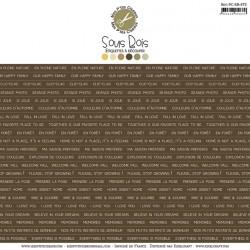 MES P'TITS CISEAUX - Sous Bois - Etiquettes 3