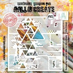 AALL AND CREATE STENCIL - 105