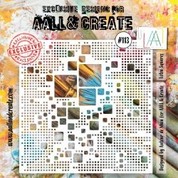 AALL AND CREATE STENCIL - 113
