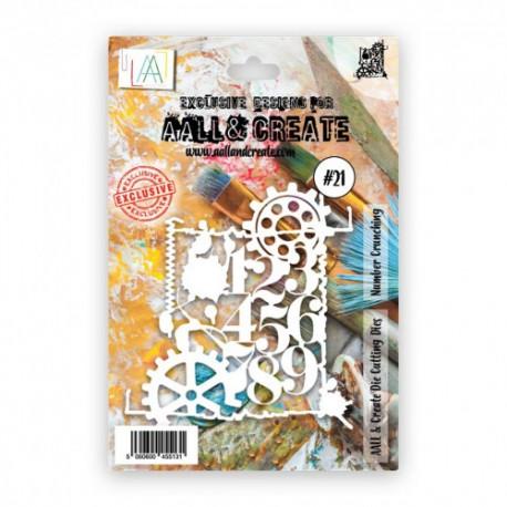 AALL AND CREATE DIES 021