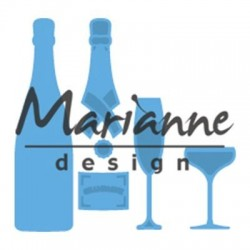 MARIANNE DESIGN CREATABLES CHAMPAGNE