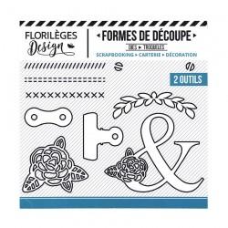 FORILEGES DESIGN Outils De Découpe PINCES ET VIS