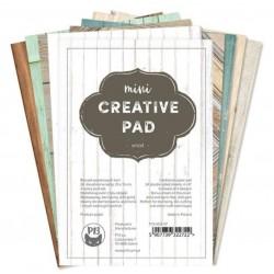 PIATEK13 CREATIVE PAD WOOD 4X6