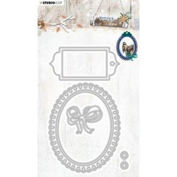 Studio Light Cutting Die WINTER CHARM 327
