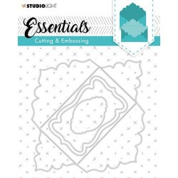 Studio Light Cutting Die Envelope Essentials 319