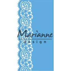 MARIANNE DESIGN CREATABLES LACE BORDER S