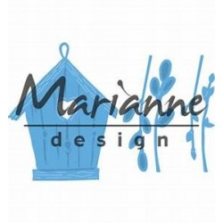 MARIANNE DESIGN CREATABLES BIRD HOUSE
