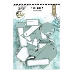 FLORILEGES DESIGN Etiquettes N°23 CELADON
