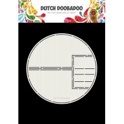 Dutch Doobadoo Card Art Swing card (Schommel)A4