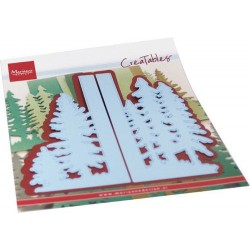 Marianne Design • Creatables Gate folding Tiny's Forest