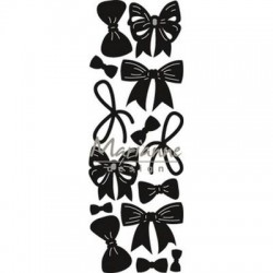 MARIANNE DESIGN CRAFTABLES BOWS