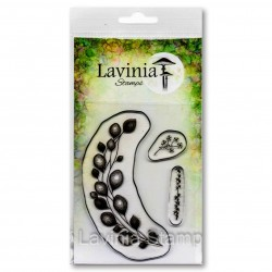 Lavinia Stamps FLORAL WREATH