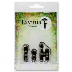Lavinia Stamps SMALL DWELLINGS