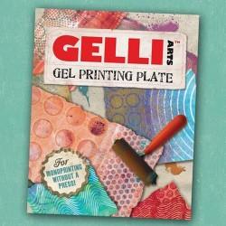 GELLI ARTS GEL PRESS PLATE - 20.3 x 25.4 cm