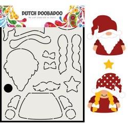 Dutch Doobadoo Card Art Built up Gnome A5