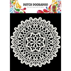 Dutch Doobadoo Mask Art 15x15cm mandala
