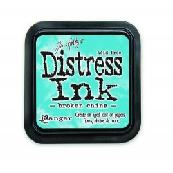 DISTRESS INK BROKEN CHINA