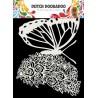 Dutch Doobadoo Mask Art A5 Butterfly
