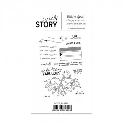 BEATRICE GARNI - CLEAR STAMPS SWEET STORY 1