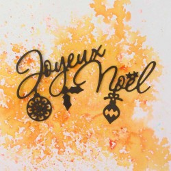 DIY and Cie Dies JOYEUX NOEL V2