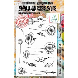 AALL AND CREATE STAMP CLEAR -395