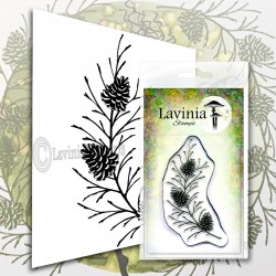 Lavinia Stamps FIR CONE BRANCH