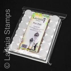 Lavinia Stamps PIXIE POTS PAINTING PALETTE