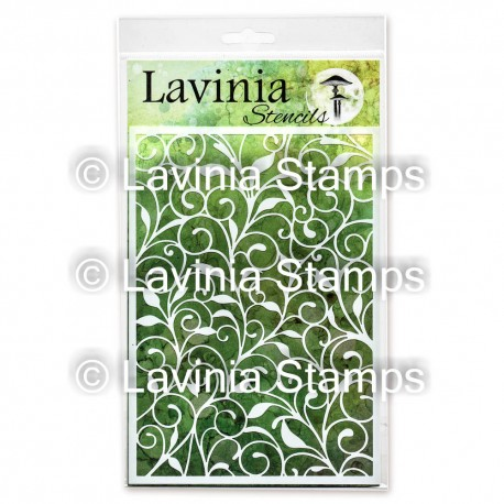 Lavinia Stencils - LEAF TRAILS
