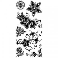 INKADINKADO - GEM STONE FLOWERS