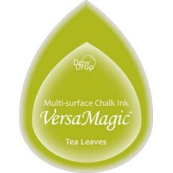VERSAMAGIC INKPAD DEW DROP TEA LEAVES