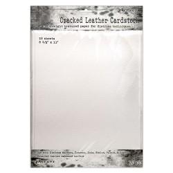 TIM HOLTZ RANGER - DISTRESS CRACKED LEATHER PAPER