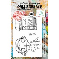 AALL AND CREATE STAMP CLEAR -420
