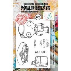 AALL AND CREATE STAMP CLEAR -425
