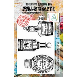 AALL AND CREATE STAMP CLEAR -431