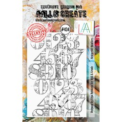 AALL AND CREATE STAMP CLEAR -434