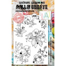 AALL AND CREATE STAMP CLEAR -391