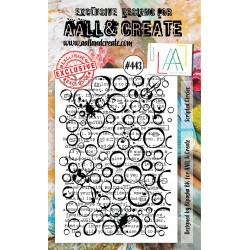 AALL AND CREATE STAMP CLEAR -443