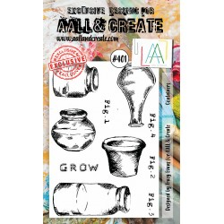 AALL AND CREATE STAMP CLEAR -401