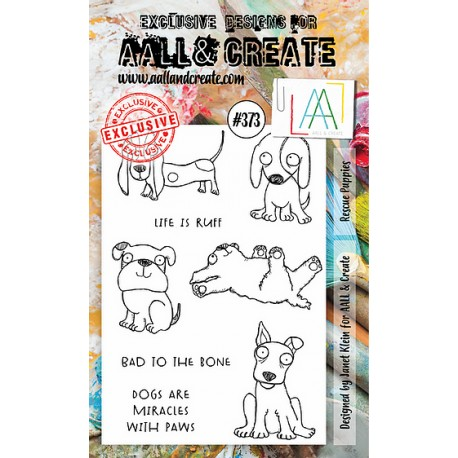 AALL AND CREATE STAMP CLEAR -373