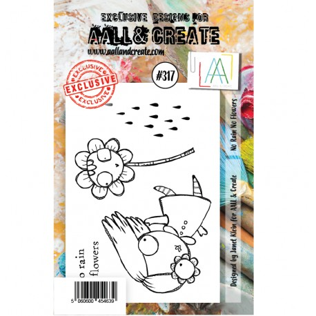 AALL AND CREATE STAMP CLEAR -317