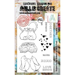 AALL AND CREATE STAMP CLEAR -155